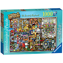 Buy Ravensburger The Inventor's Cupboard Jigsaw Puzzle, 1000 Pieces Online at johnlewis.com