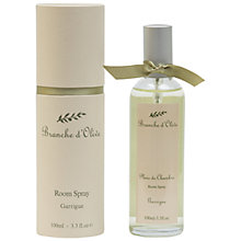 Buy Branche D'Olive Garrigue Room Spray, 100ml Online at johnlewis.com