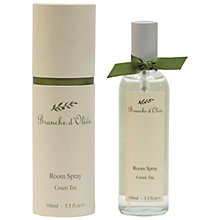 Buy Branche D'Olive The Vert Room Spray, 100ml Online at johnlewis.com