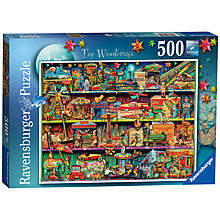 Buy Ravensburger Toy Wonderama Jigsaw Puzzle, 500 Pieces Online at johnlewis.com