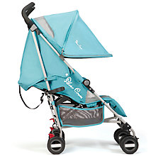 Buy Silver Cross Zest Stroller, Aqua Online at johnlewis.com