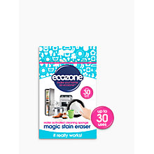 Buy Ecozone Magic Stain Eraser Online at johnlewis.com