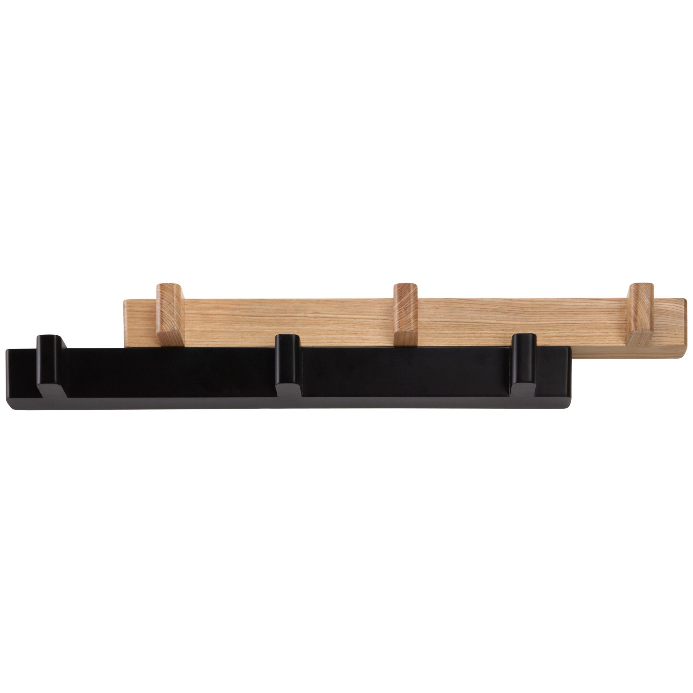 Umbra Umbra Switch Hooks, Black / Natural