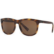 Buy Dolce & Gabbana DG6102 Square Framed Sunglasses Online at johnlewis.com