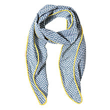 Buy Rockahula Girls' Polka Dot Scarf, Blue Online at johnlewis.com