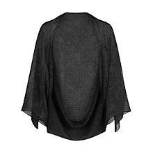 Buy Damsel in a dress Embossed Cape, Grey Online at johnlewis.com