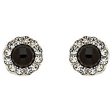Buy Monet Crystal Flower Stud Earrings Online at johnlewis.com