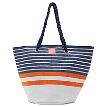 Buy Joules Summerbag Beach Bag Online at johnlewis.com