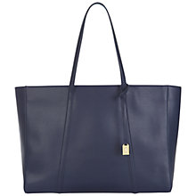 Buy Jaeger Lexington Leather Tote Bag Online at johnlewis.com