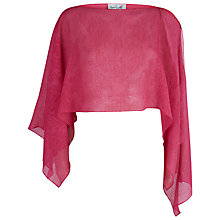 Buy Damsel in a dress Embossed Shrug Online at johnlewis.com