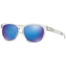 Buy Oakley OO9315 Stringer Polarised Sunglasses, Blue Online at johnlewis.com