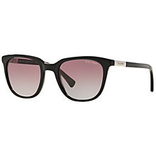 Buy Ralph Lauren RA5206 Polarised Square Sunglasses Online at johnlewis.com