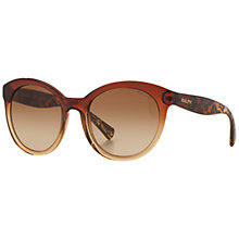 Buy Ralph Lauren RA5211 Cat's Eye Sunglasses Online at johnlewis.com