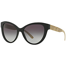 Buy Burberry BE4220 Gradient Cat's Eye Sunglasses Online at johnlewis.com