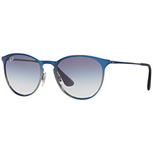 Buy Ray-Ban RB3539 Erika Oval Sunglasses Online at johnlewis.com