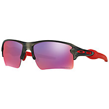 Buy Oakley OO9188 FLAK 2.0 XL PRIZM™ Sunglasses Online at johnlewis.com
