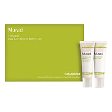 Buy Murad Age Balancing Moisture Day And Night Duo Skincare Gift Set Online at johnlewis.com