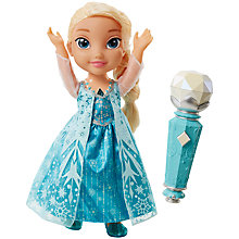 Buy Disney Princess Frozen Sing-A-Long With Elsa Doll Online at johnlewis.com