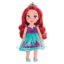 Buy Disney Princess My First Ariel Doll Online at johnlewis.com