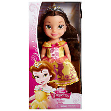 Buy Disney Princess My First Belle Doll Online at johnlewis.com