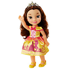 Buy Disney Princess Beauty and the Beast My First Belle Doll Online at johnlewis.com