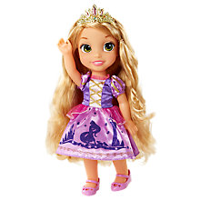 Buy Disney Princess My First Rapunzel Doll Online at johnlewis.com