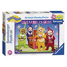 Buy Teletubbies Custard Chaos Puzzle Online at johnlewis.com