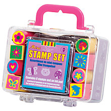 Buy Mini Stamp Set, Assorted Online at johnlewis.com