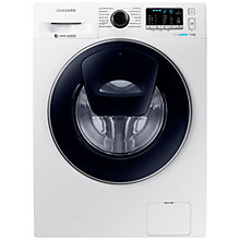 Buy Samsung AddWash WW70K5410UW Washing Machine, 7kg Load, A+++ Energy Rating, 1400rpm Spin, White Online at johnlewis.com