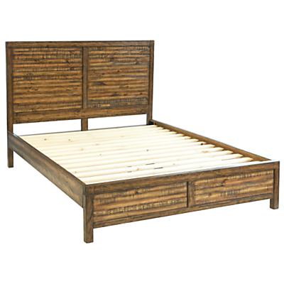 Willis & Gambier Boardwalk Bed Frame, King Size, FSC-certified Pine