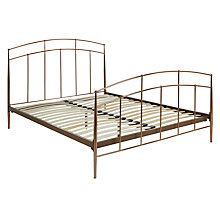 Buy John Lewis Alexia Bed Frame, Double Online at johnlewis.com