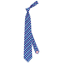 Buy Thomas Pink Woolsey Check Woven Tie Online at johnlewis.com