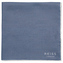Buy Reiss Marrs Plain Handkerchief Online at johnlewis.com