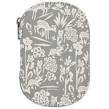 Buy John Lewis Deer Print Sewing Kit, Grey Online at johnlewis.com