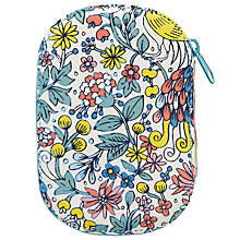Buy John Lewis Peacock and Floral Zip-Up Sewing Kit, Multi Online at johnlewis.com