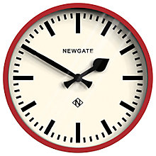 Buy Newgate The Luggage Clock Online at johnlewis.com