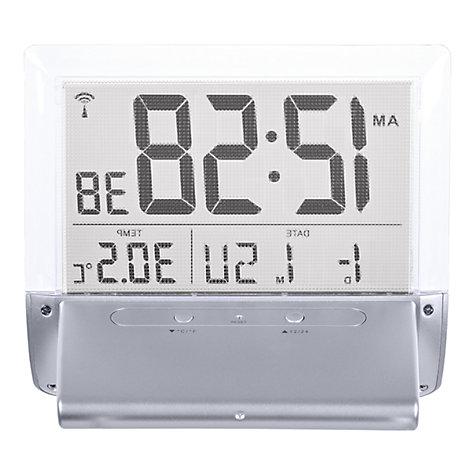acctim digital alarm clock instructions