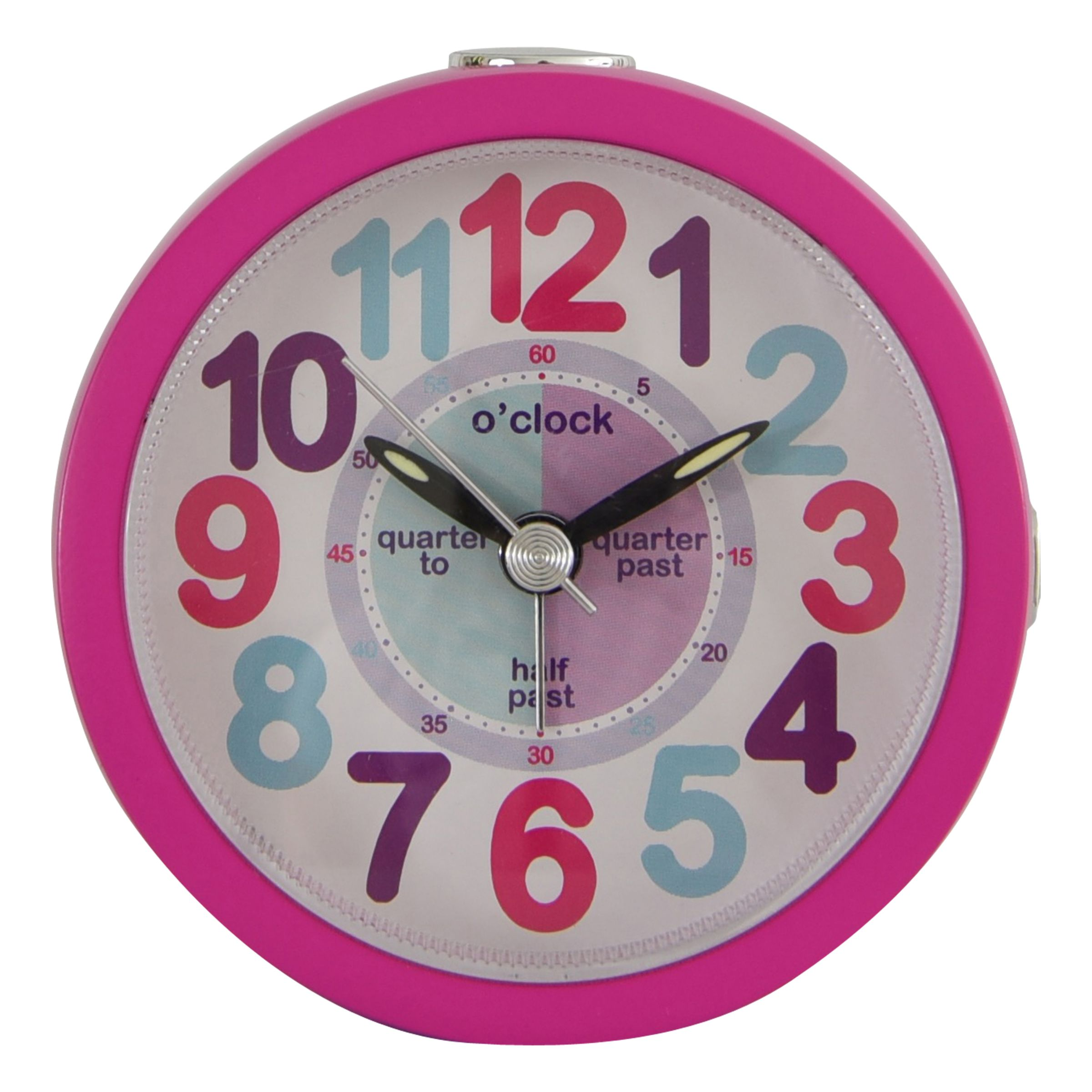 London Clock Company London Clock Company Tell the Time Alarm Clock