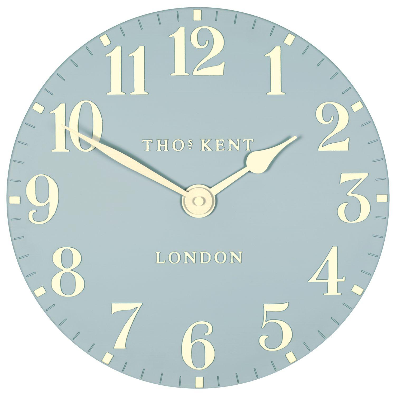 Thomas Kent Thomas Kent Cotswold Wall Clock, Dia.30cm, Blue