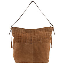 Buy East Cut Out Slouchy Bag Online at johnlewis.com