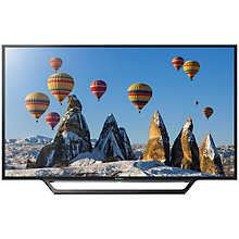 "Buy Sony Bravia 32WD603BU LED HD Ready 720p Smart TV, 32"" with Freeview HD, Built-In Wi-Fi +  HT-XT3 Soundbase Online at johnlewis.com"