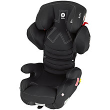 Buy Kiddy Smartfix Isofix Group 2/3 Car Seat, Black Online at johnlewis.com