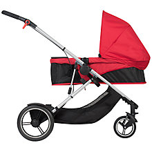 Buy Phil & Teds Voyager Pushchair, Red Online at johnlewis.com