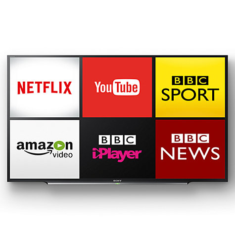Buy Sony Bravia 40wd653bu Led Hd 1080p Smart Tv 40 Quot With