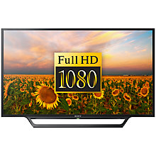 "Buy Sony Bravia 40RD453BU LED HD 1080p TV, 40"" with Freeview HD & Cable Management System Online at johnlewis.com"