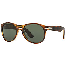 Buy Persol PO3155S Aviator Sunglasses, Tortoise Online at johnlewis.com