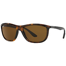 Buy Ray-Ban RB8351 Square Sunglasses Online at johnlewis.com