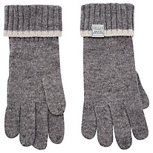 Buy Joules Long Length Huddle Gloves Online at johnlewis.com