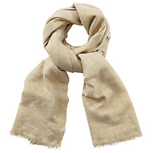 Buy John Lewis Metallic Wool Wrap Online at johnlewis.com