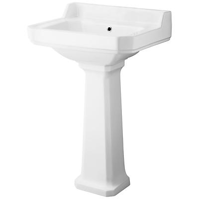 John Lewis Roma Bathroom Basin Pack, 1 Tap Hole